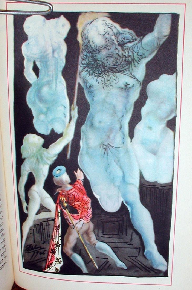 Salvador Dali Illustrated Autobio Benvenuto Cellini - 5