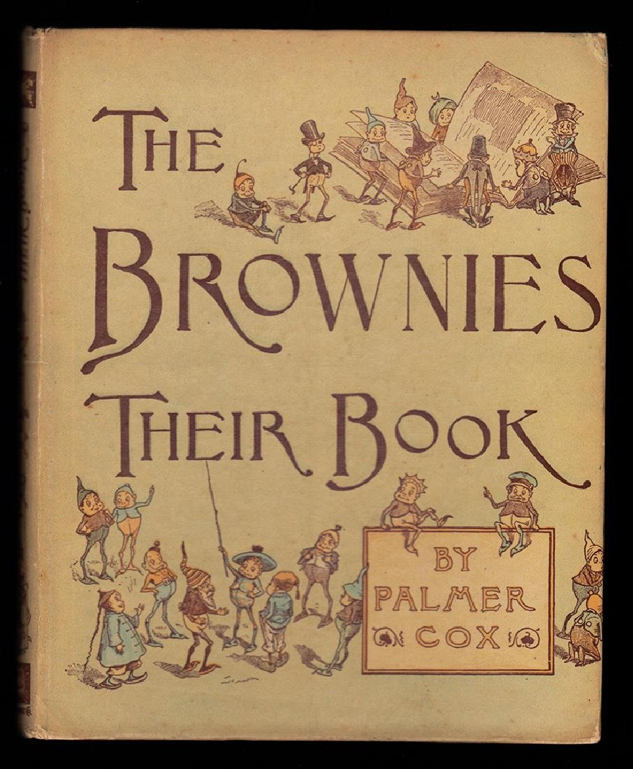 The Brownies: Their Book by Palmer Cox, First Edition