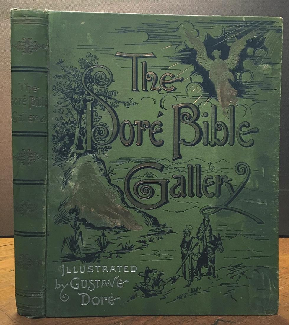 The Dore Bible Gallery by Gustave Dore