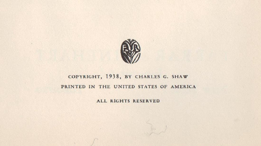 New York, Oddly Enough Scarce in dust jacket - 4