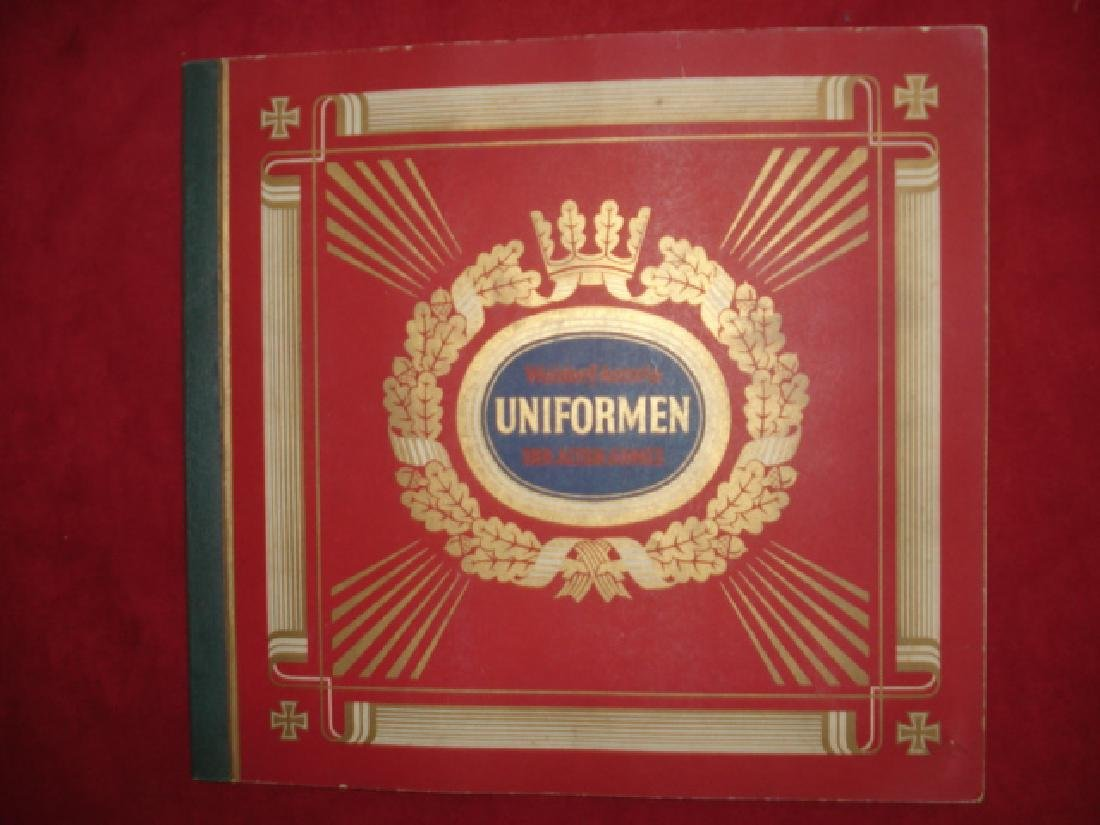 Uniformen der Alten Armee. Uniforms of the Old Army