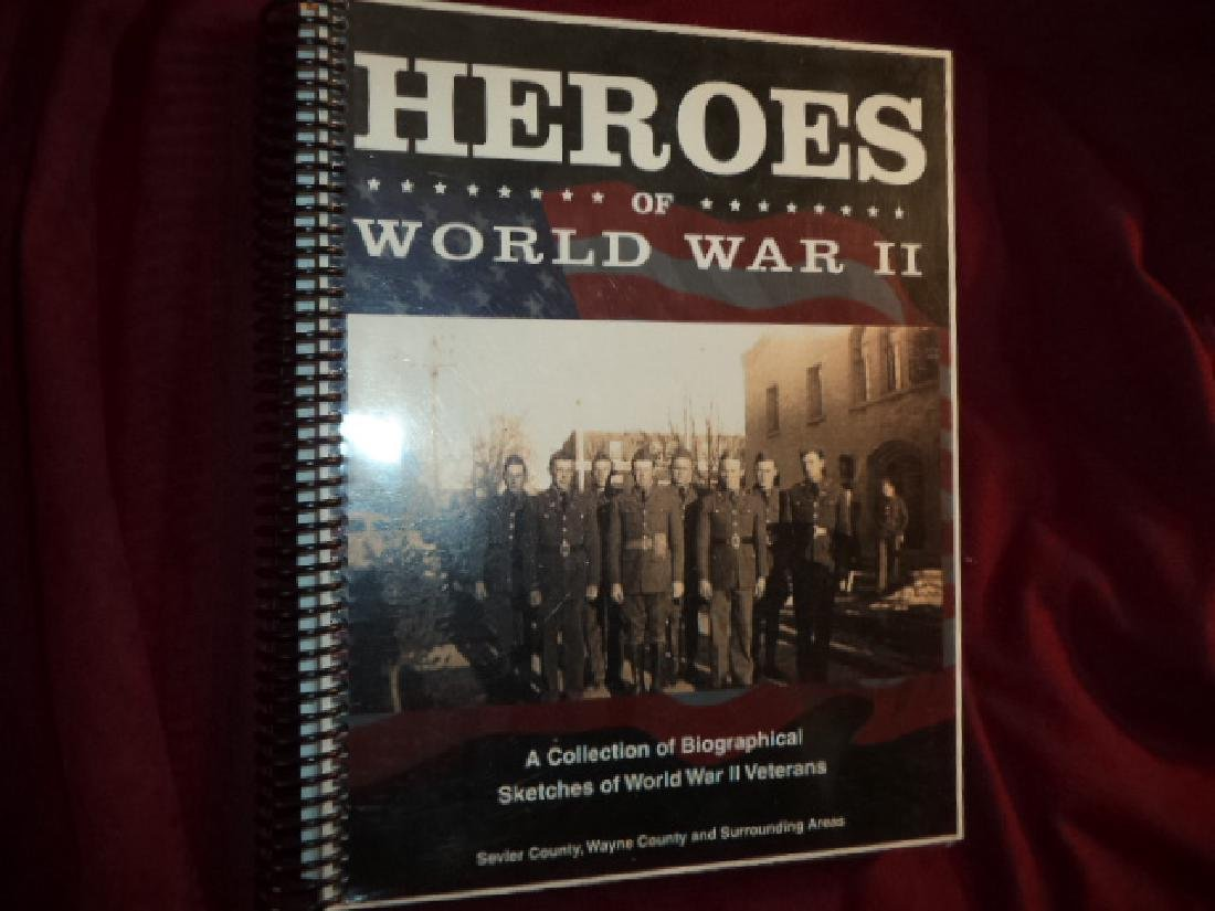 Heroes of World War II Collection Biographical Sketches