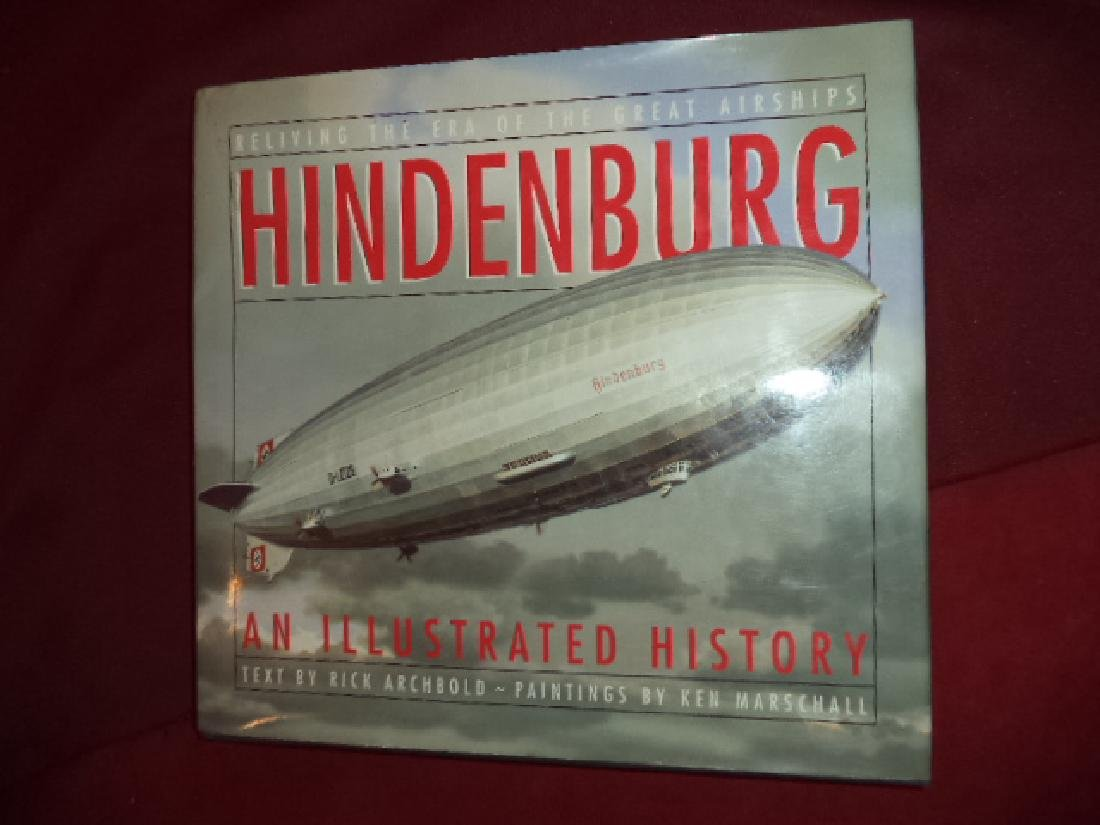 Hindenburg. Reliving the Era of the Great Airships