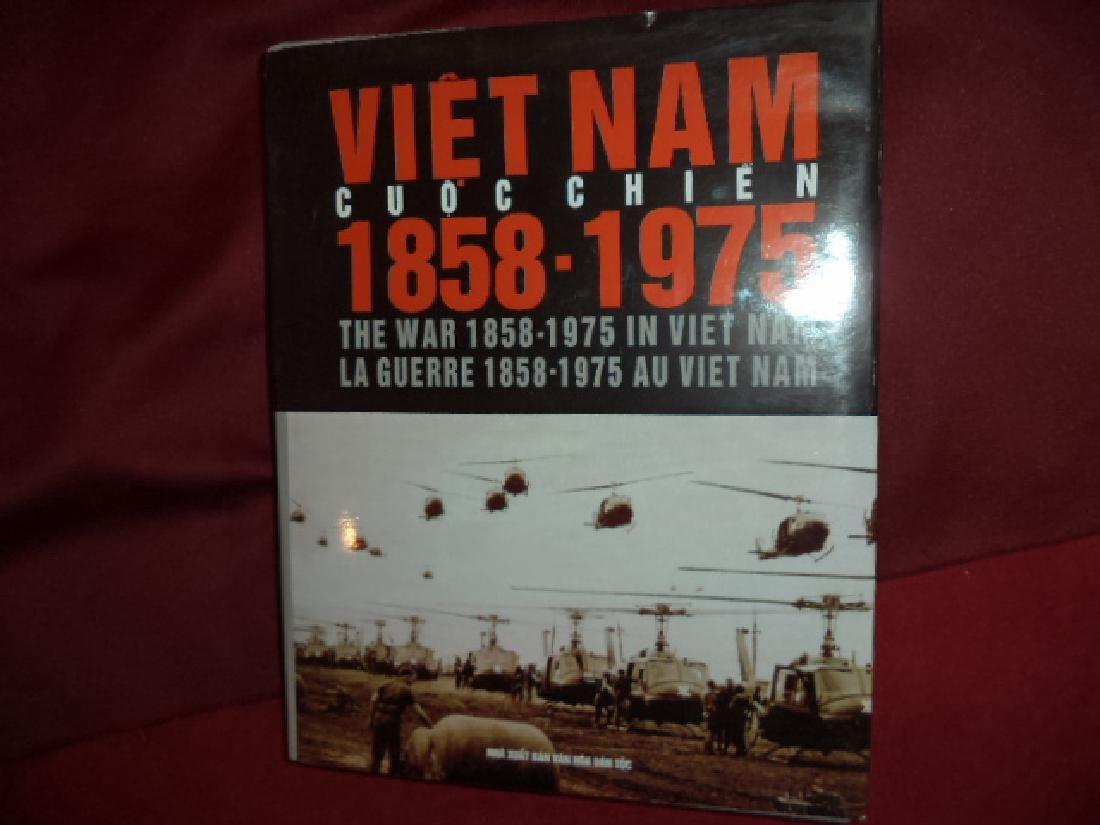 Viet Nam. 1858-1975. Cuoc Chien. La Guerre 1858-1975