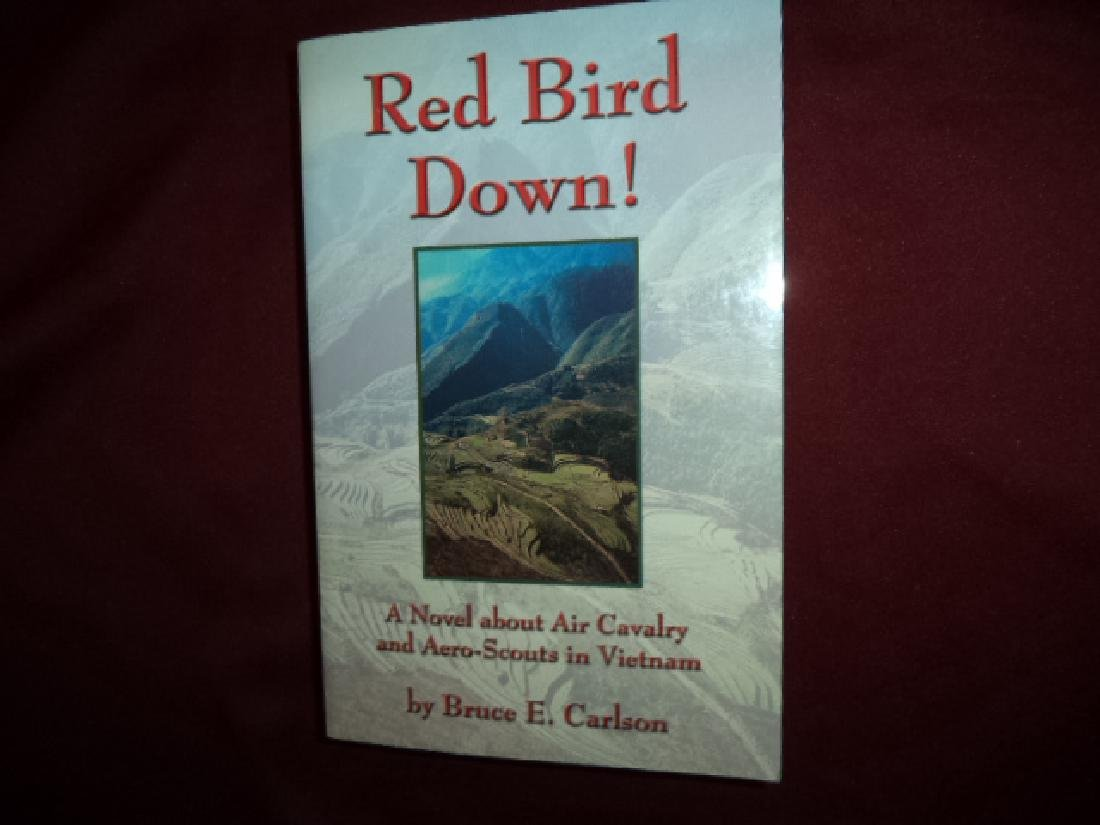 Signed by author Air Cavalry and Aero-Scouts in Vietnam