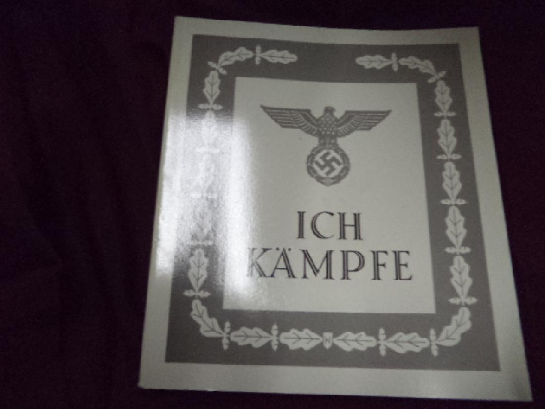 Pledge of Allegiance to My Leader Adolf Hitler