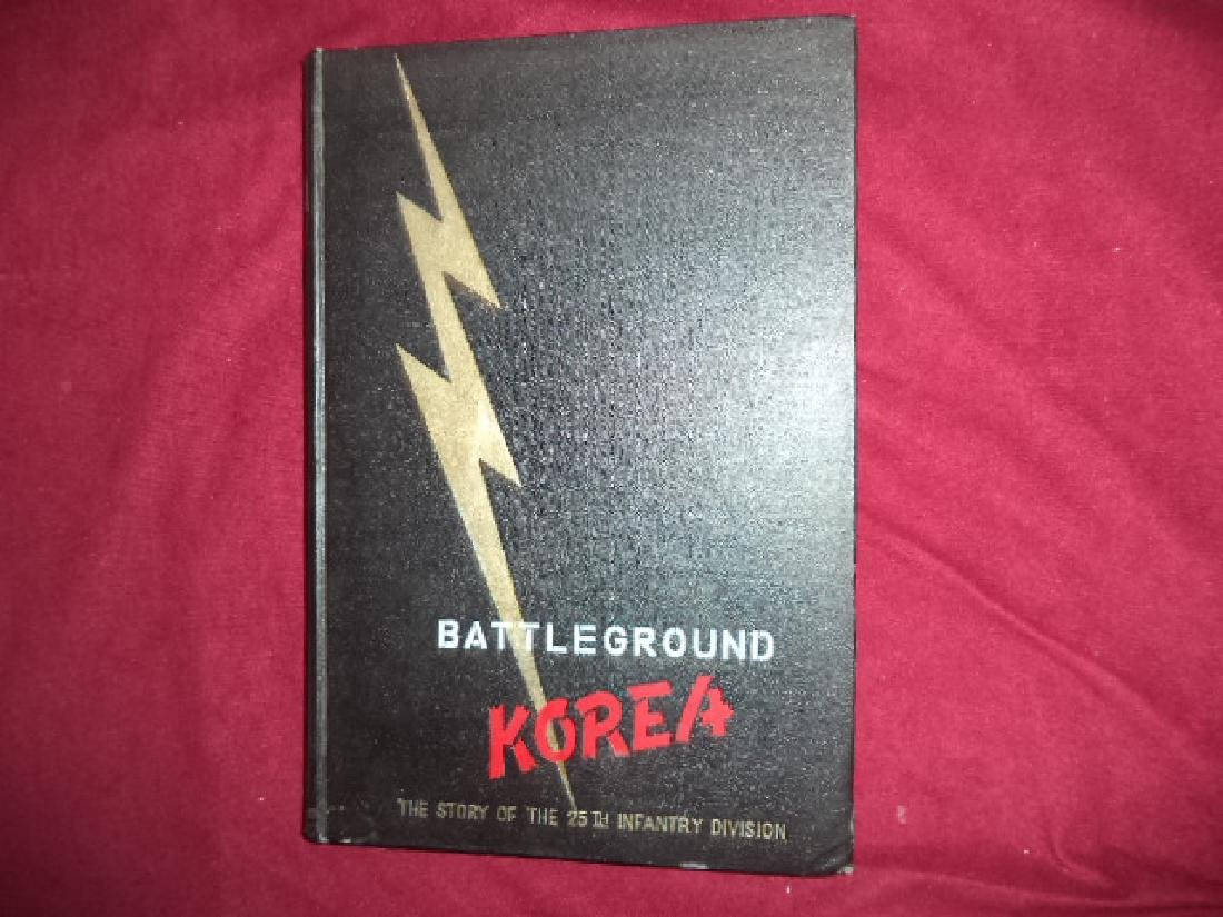 Battlefield Korea. Story of the 25th Infantry Division