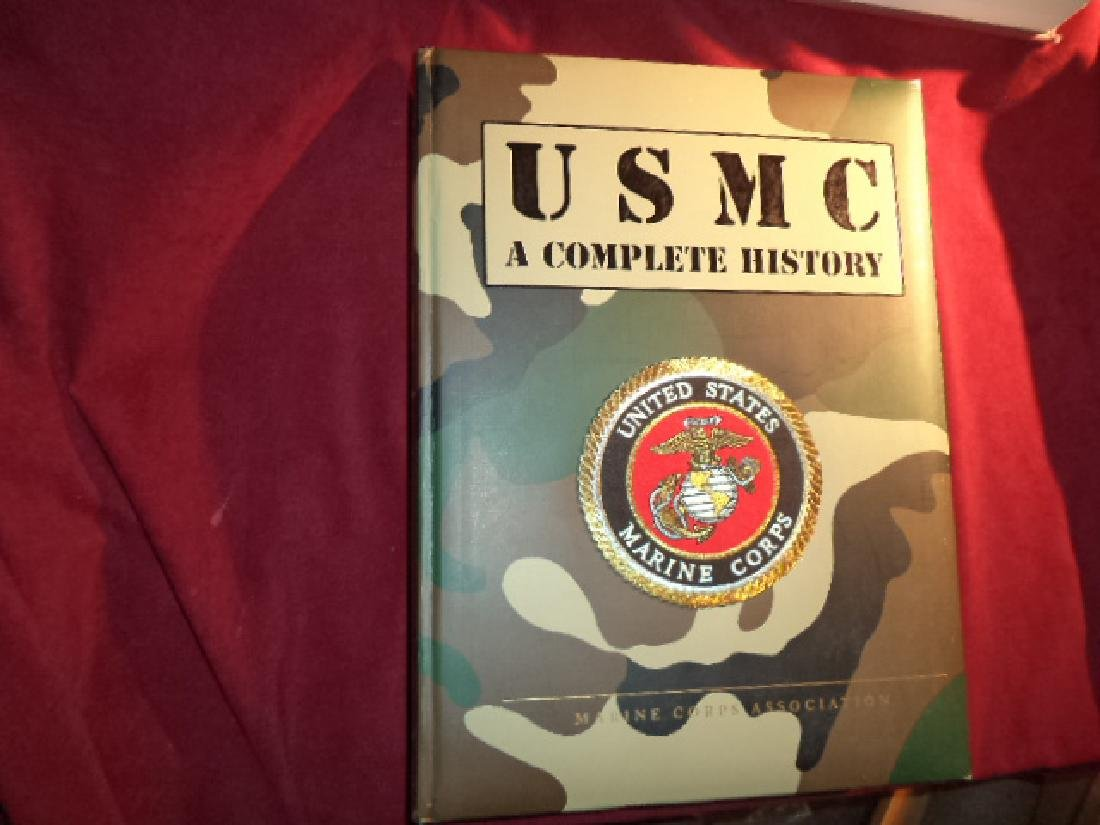 U S M C. A Complete History. United States Marine Corps