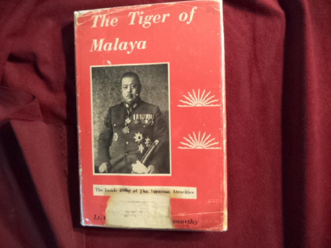 The Tiger of Malaya. Inscribed by the author