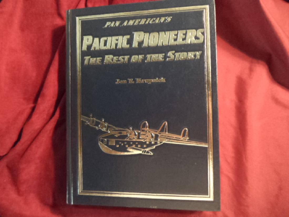 Pan American's Pacific Pioneers. The Rest of the Story