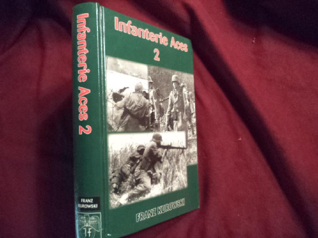 Infanterie Aces. 2. Kurowski, Franz.