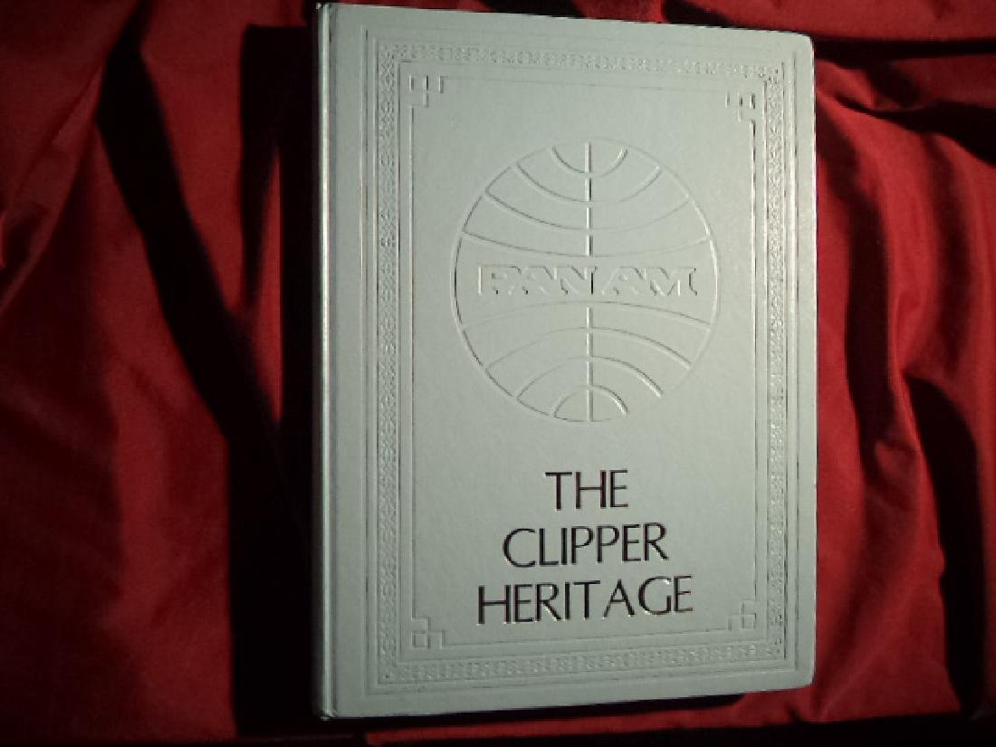 The Clipper Heritage. Limited edition. Levering, Robert