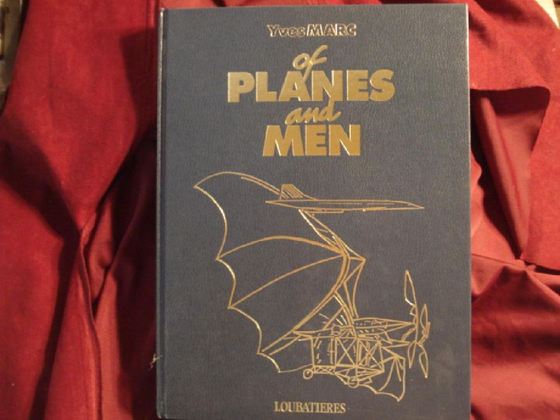 Of Planes and Men Eole to Hermes Aeronautical History