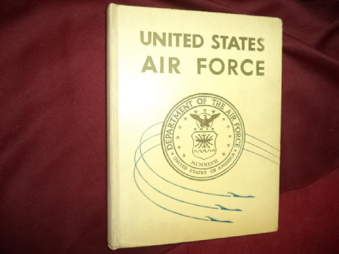 United States Air Force Pictorial Yearbook 1960