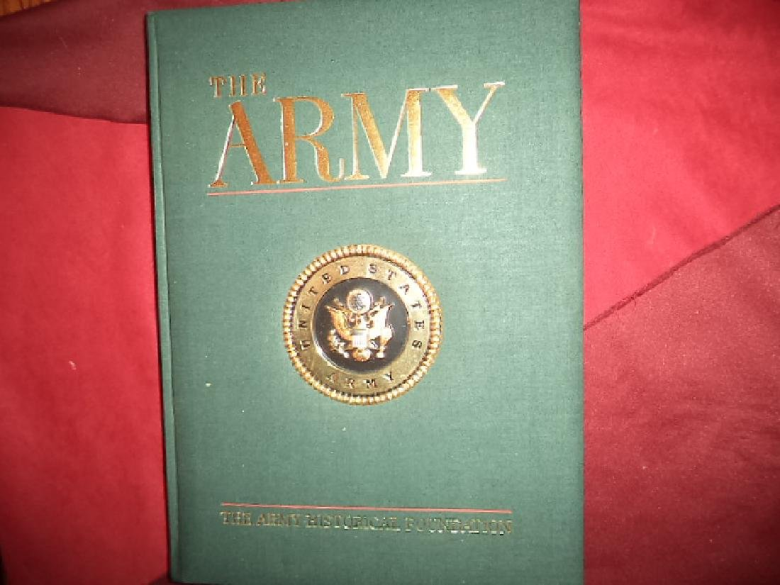The Army. Nelson, Brigadier General Harold.