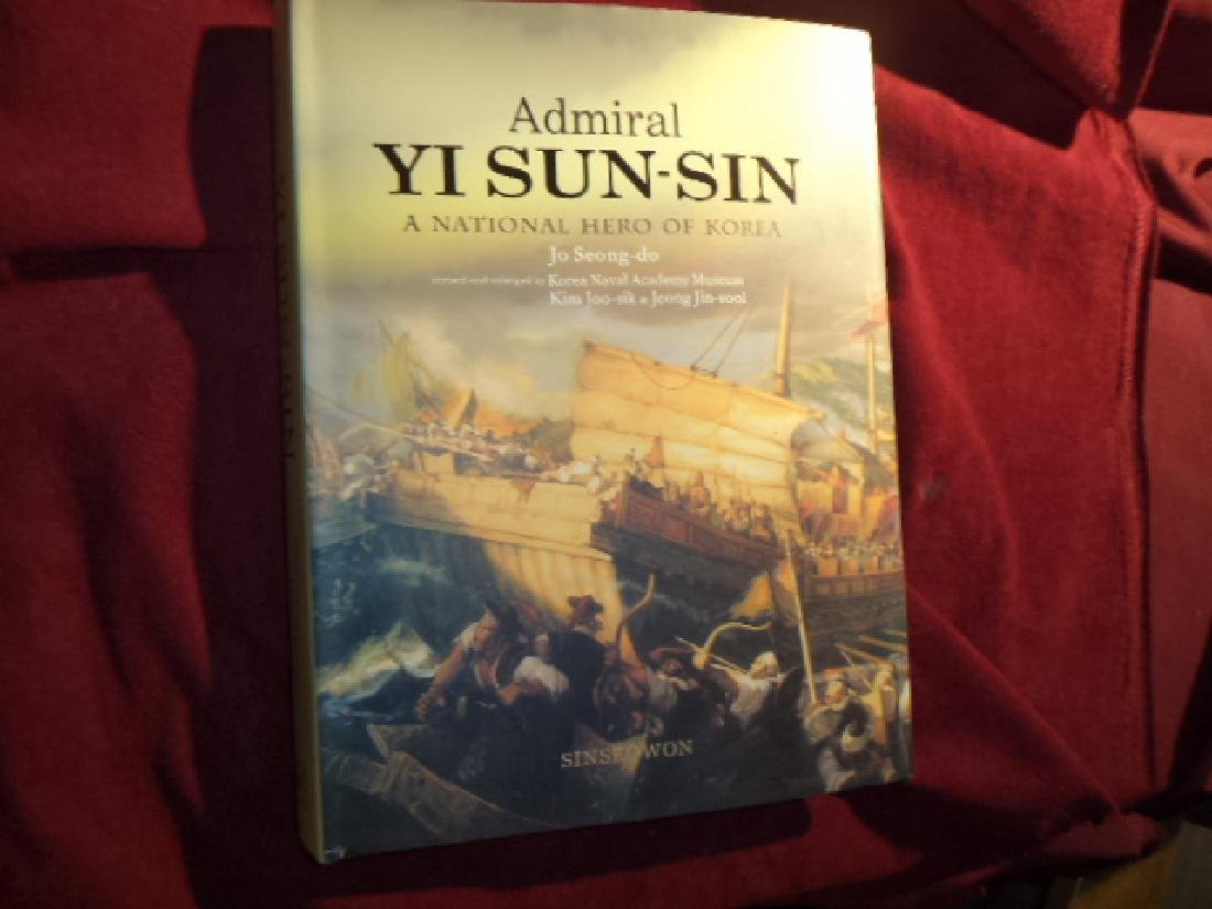 Admiral Yi Sun-Sin. A National Hero of Korea. Seong-Do