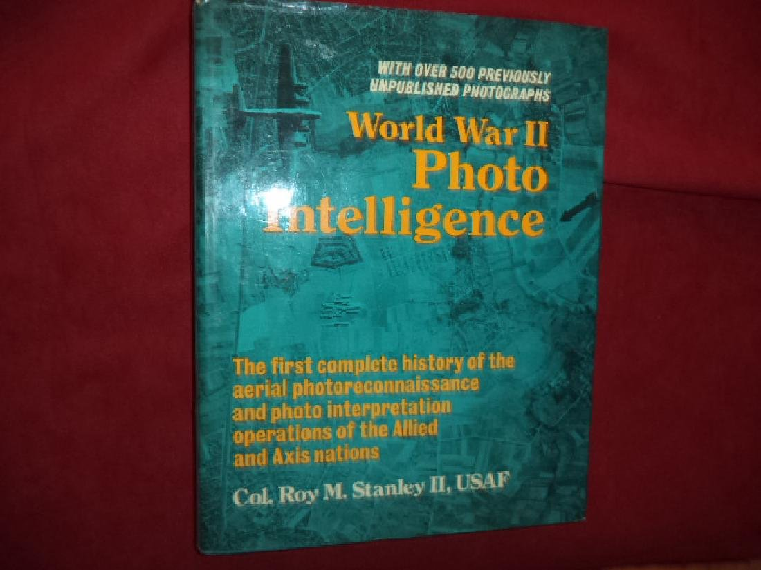 World War II Photo Intelligence First Complete History