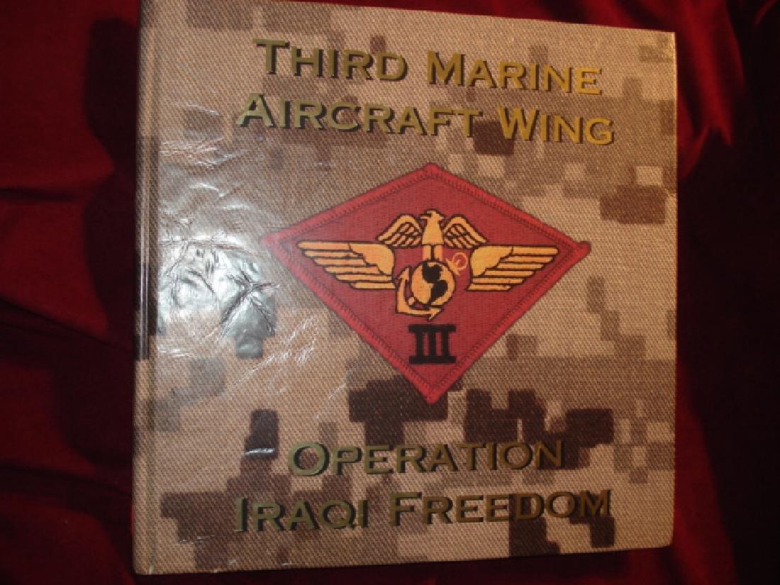Third Marine Aircraft Wing. Operation Iraqi Freedom