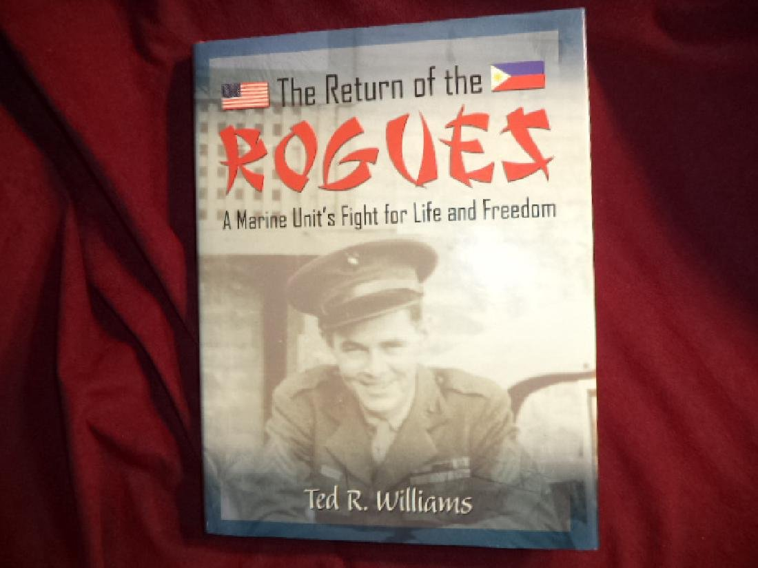 Return Rogues. Marine Unit's Fight for Life and Freedom