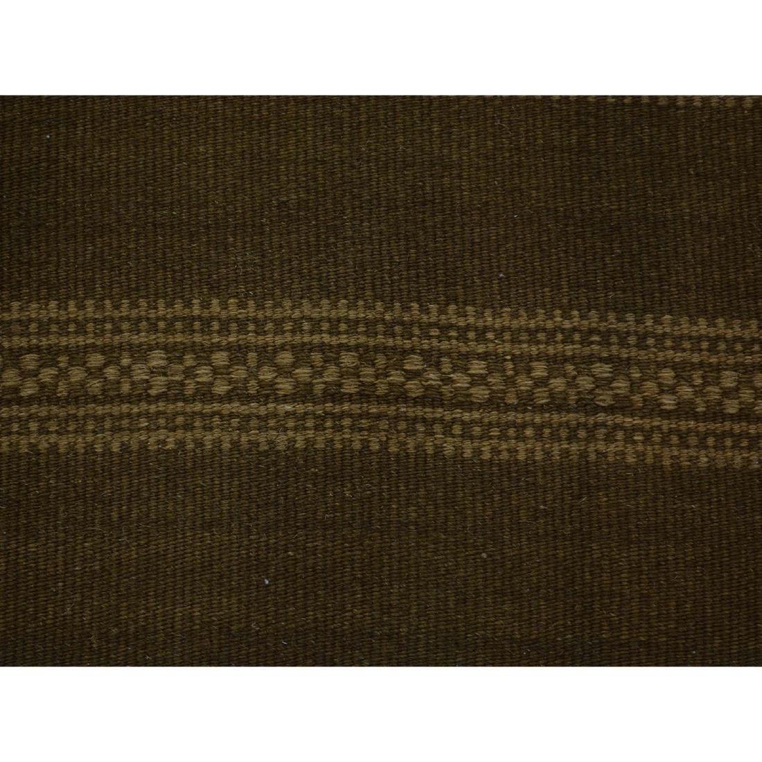 Wool Durie Kilim Rug Hand Woven Flat Weave 3x5.1 - 2
