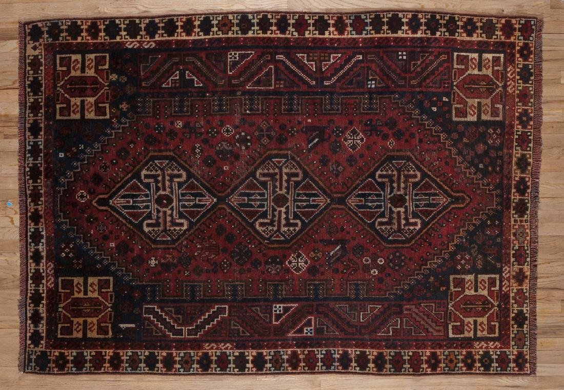 Shiraz Rug 5.4x7.6