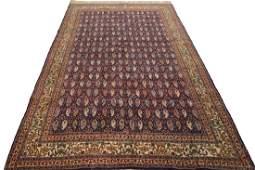 Vintage Hereke Rug Exceptional Turkish Wool 6.6x9.3