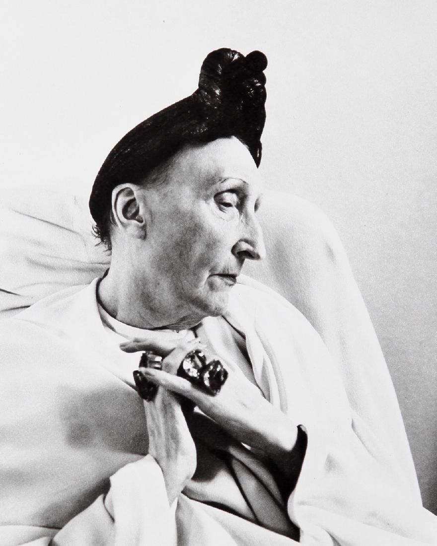 CECIL BEATON - Edith Sitwell 1962