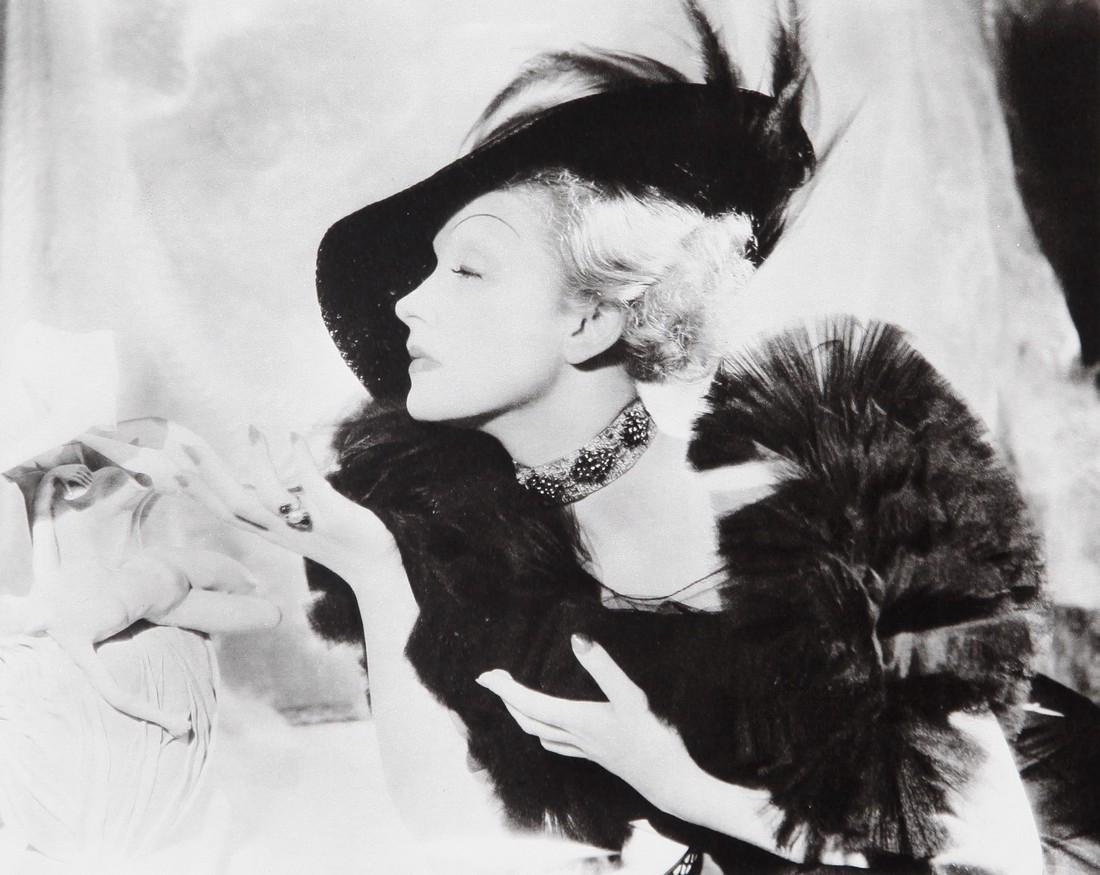 CECIL BEATON - Marlele Dietrich 1935