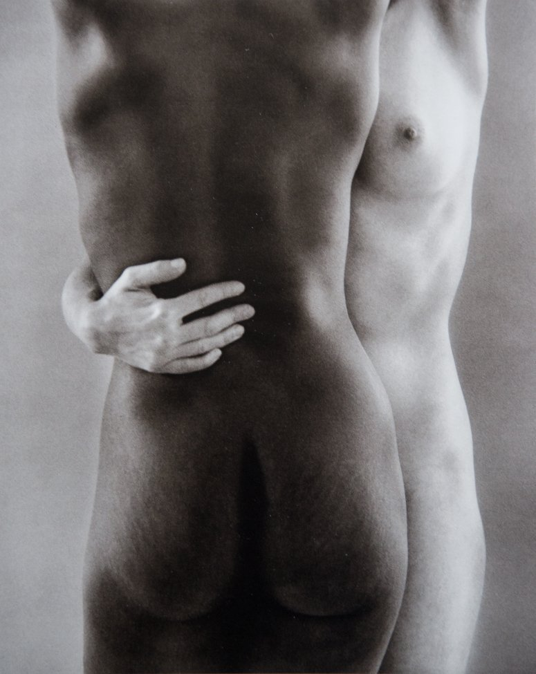 RUTH BERNHARD - Two Forms 1963