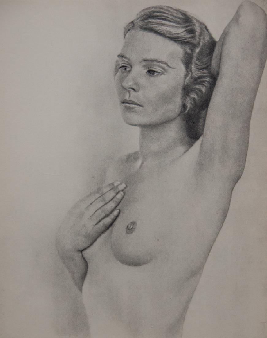 BILL BRANDT - Nude