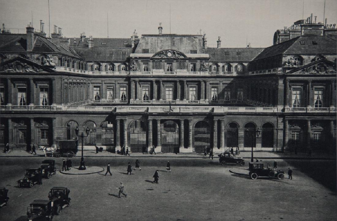 MARIO BUCOVICH - Palais Royal, Paris