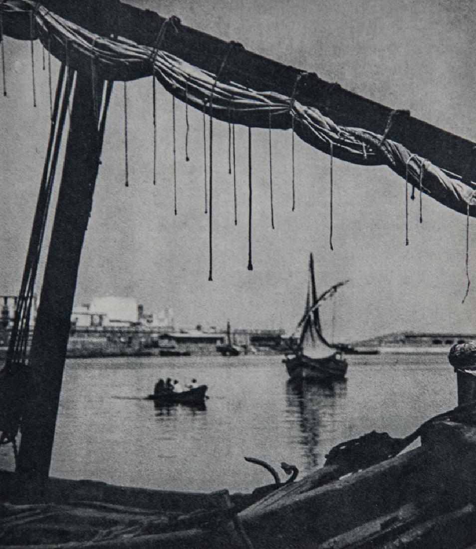 ALVIN LANGDON COBURN - Cadiz Harbor 1906