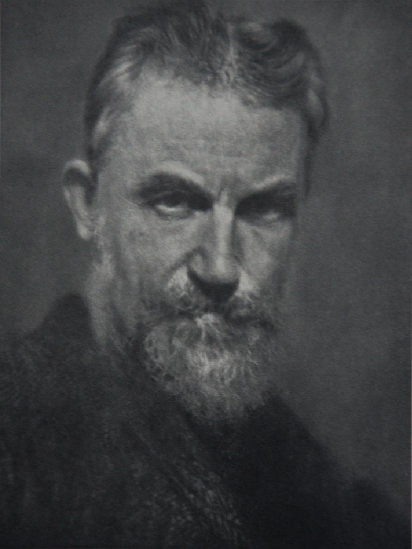 ALVIN LANGDON COBURN - George Bernard Shaw, 1904