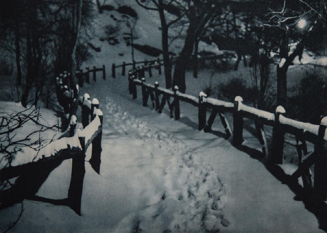 ADOLF FASSBENDER - Snow Caps
