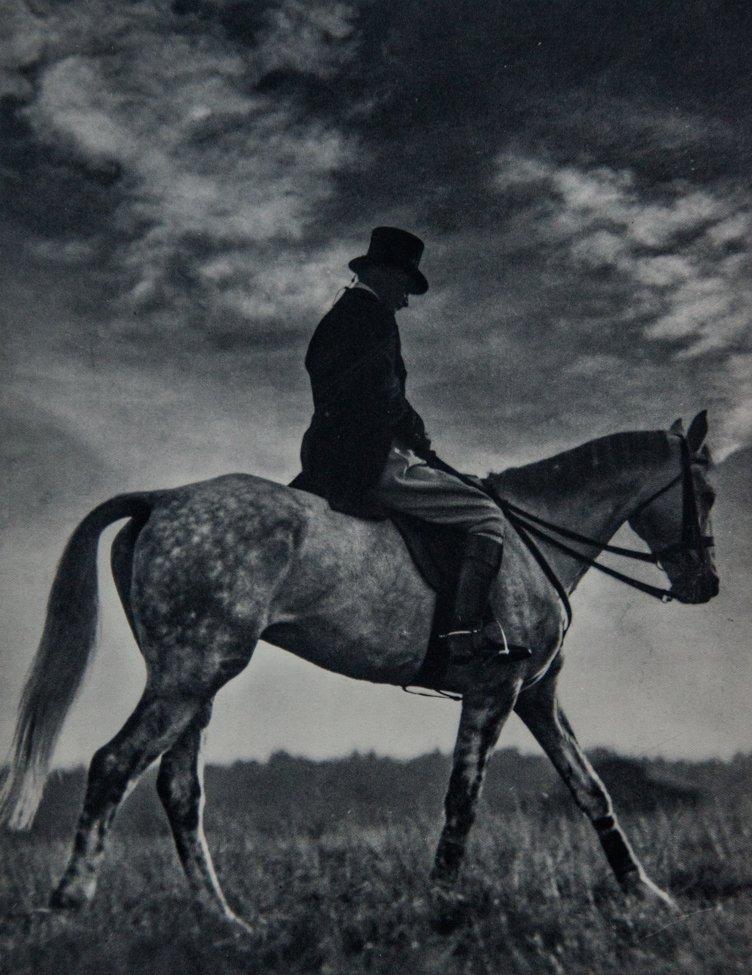 EWALD HOINKIS - Horse With Rider