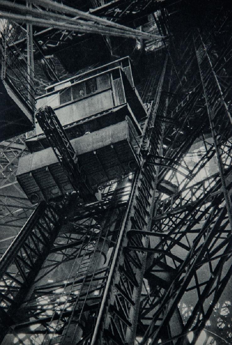 GERMAINE KRULL - Eiffel Tower Lift