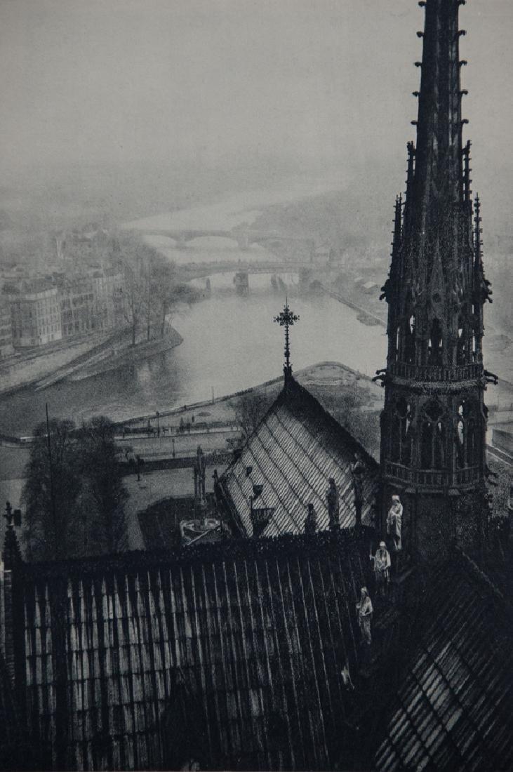 GERMAINE KRULL - Notre Dame, Seine, Paris