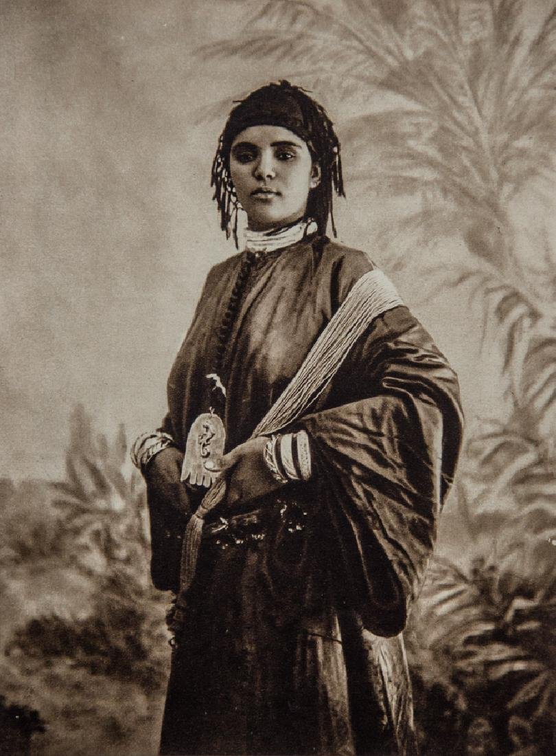 LEHNERT & LANDROCK - Moroccan Girl