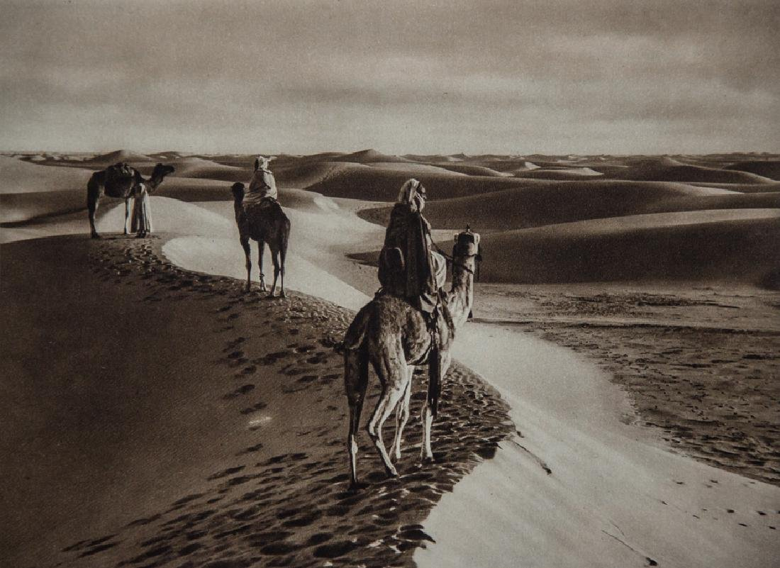 LEHNERT & LANDROCK - The Desert Ocean