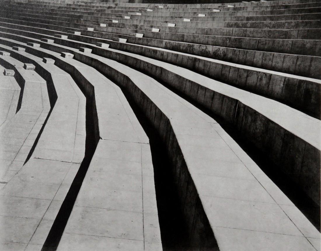 TINA MODOTTI - Stadium Mexico City 1926