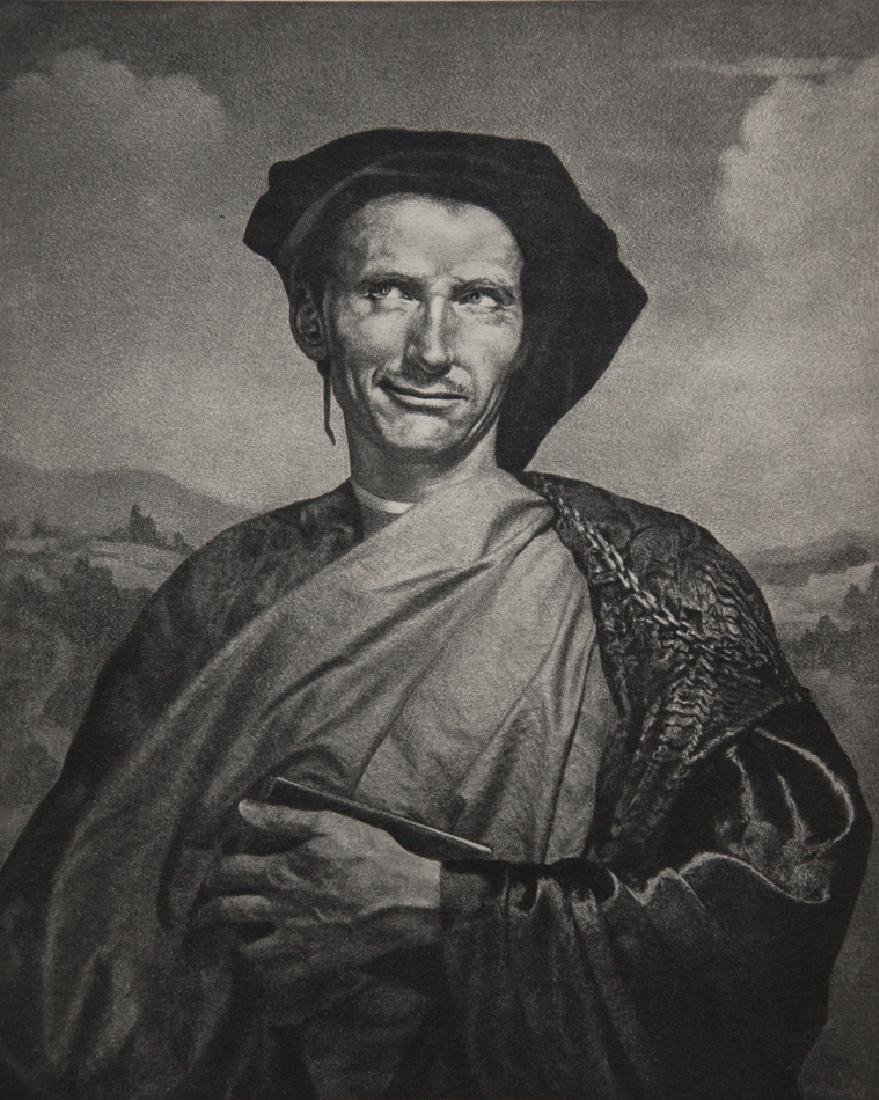 WILLIAM MORTENSEN - Machiavelli