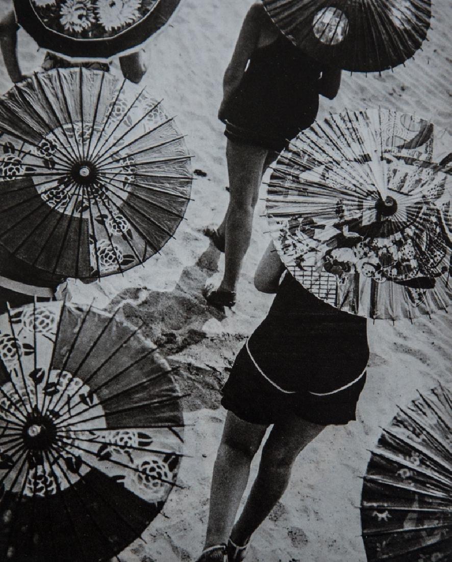 MARTIN MUNKACSI - Umbrellas, Hungary, 1923