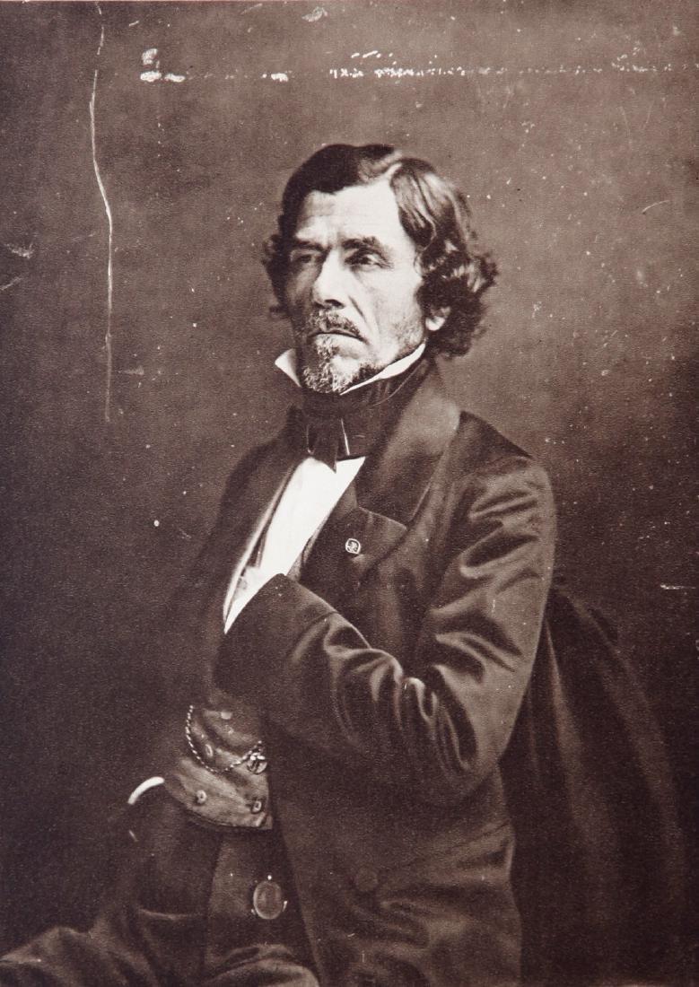 NADAR - Eugene Delacroix
