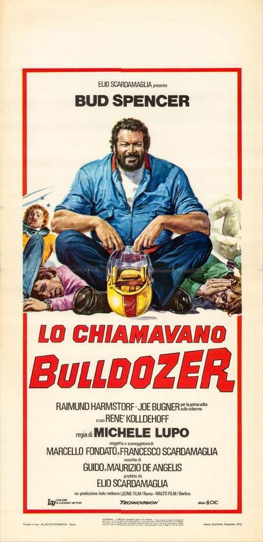 Uppercut 1978 Bud Spencer Italian locandina