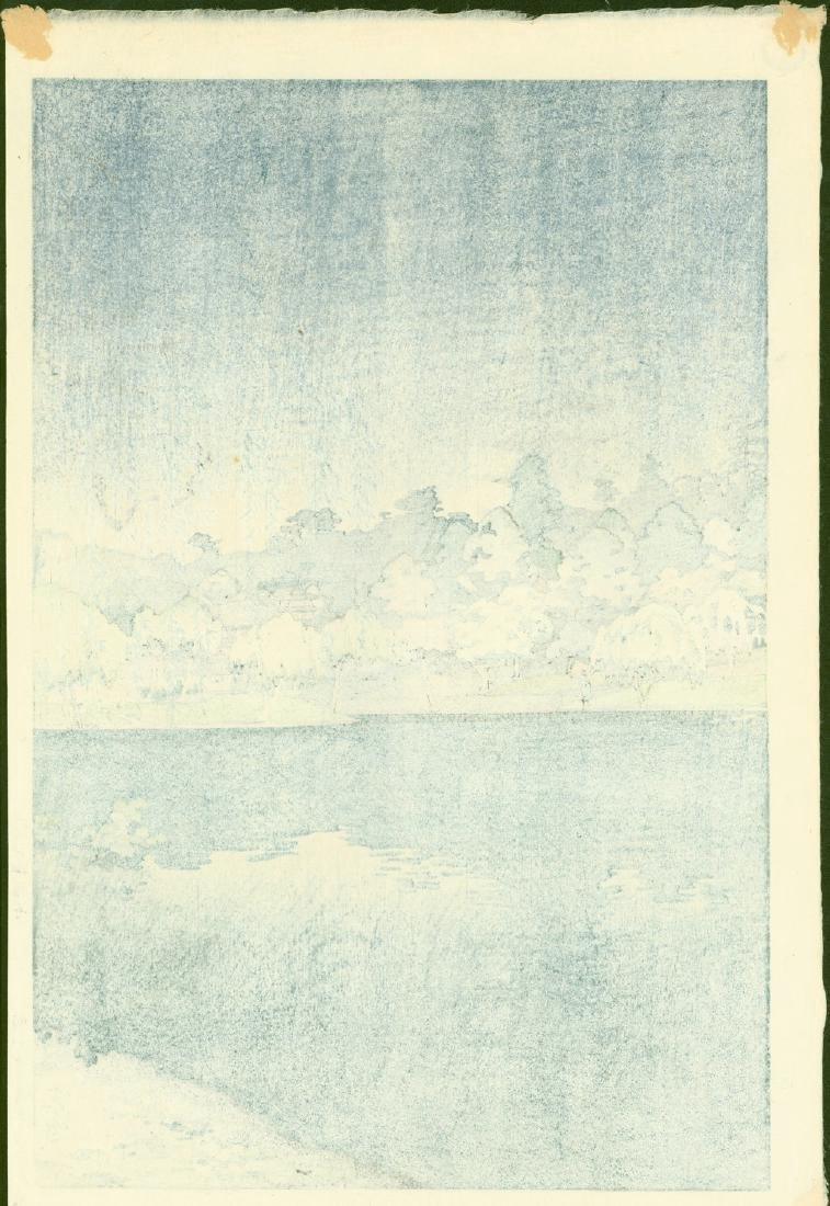 Tsuchiya Koitsu Woodblock Nara Kofukuji - 2