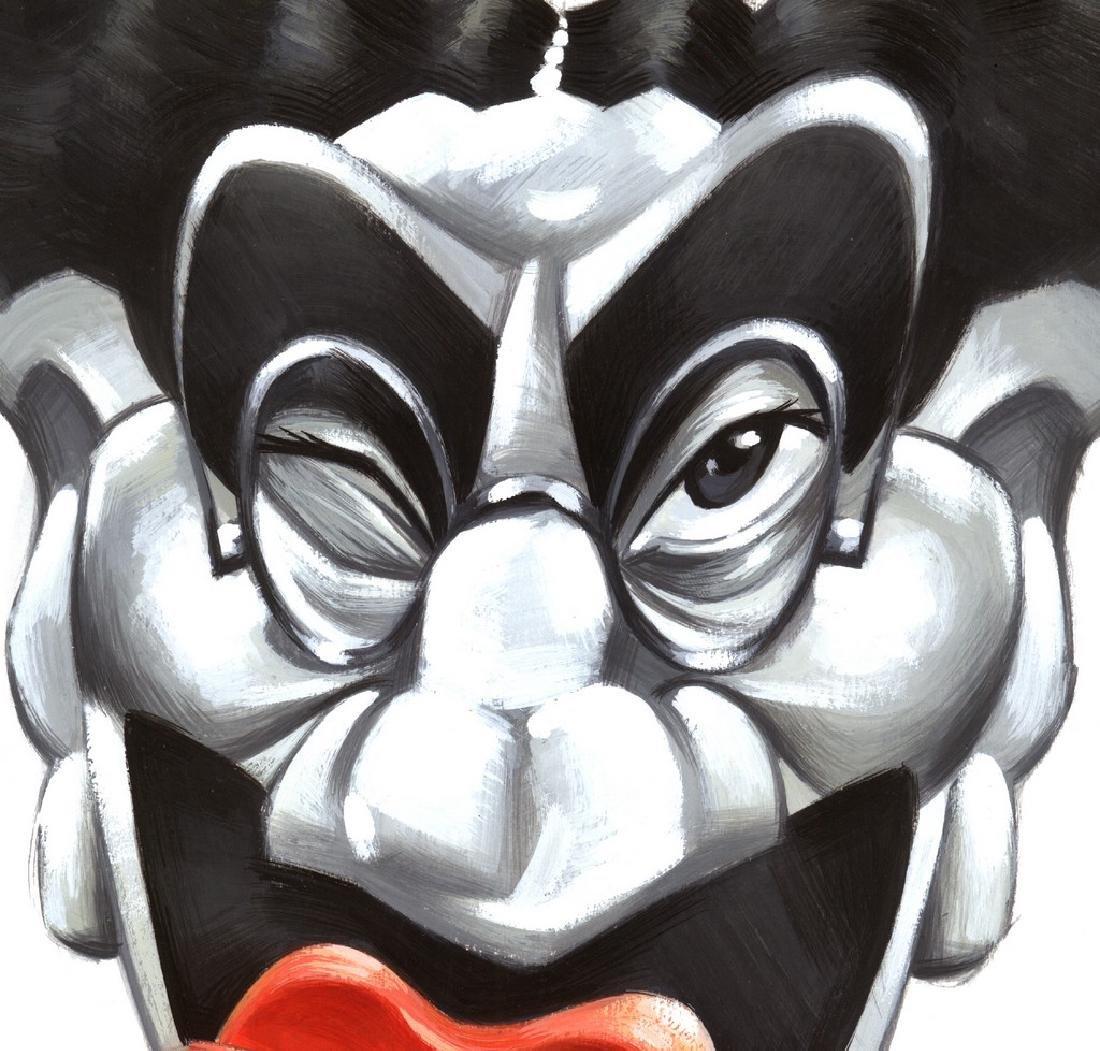 Groucho Marx Original Drawing Vizcarra, Joan - 3