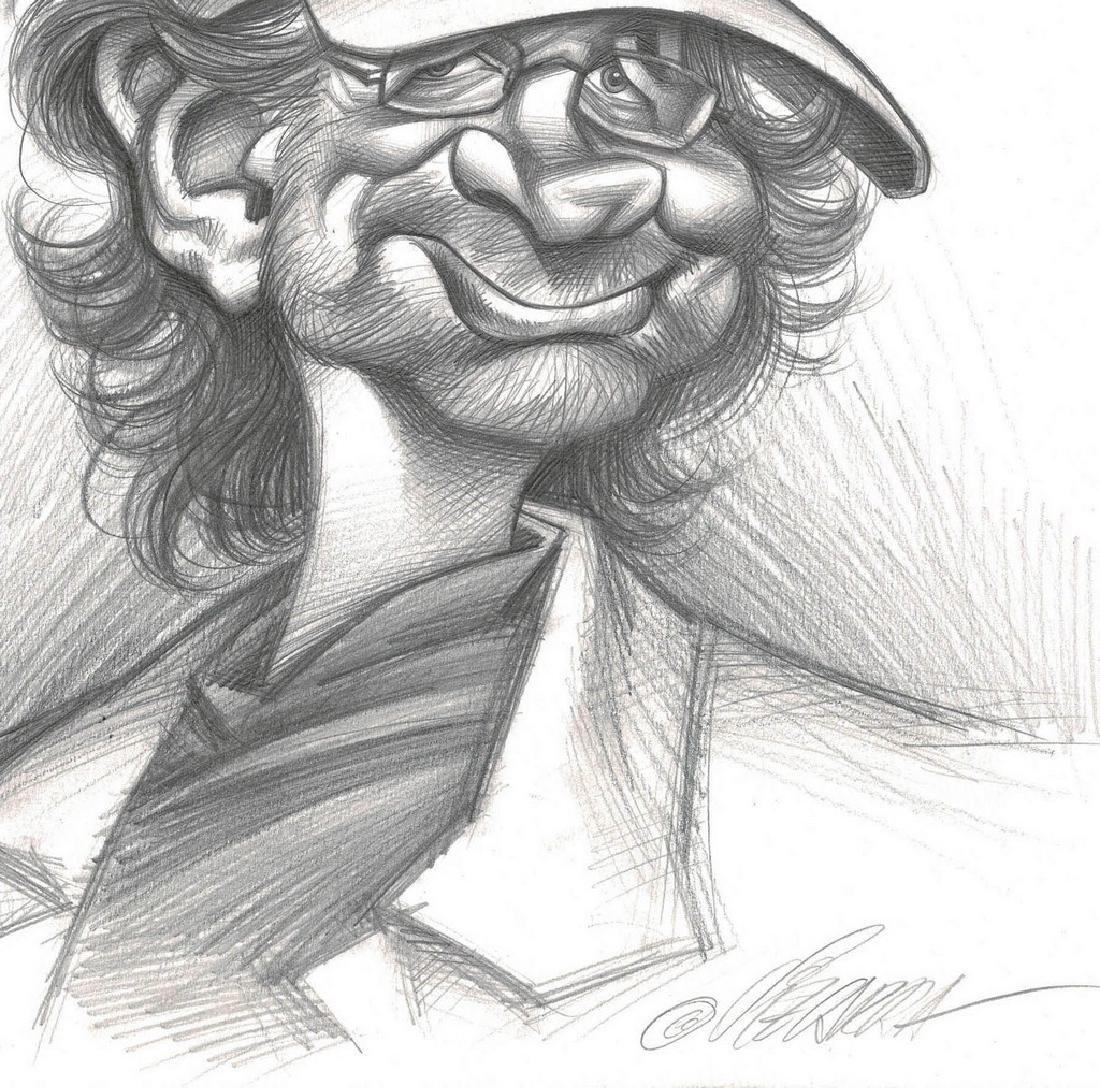Steven Spielberg Original Drawing Vizcarra, Joan - 4