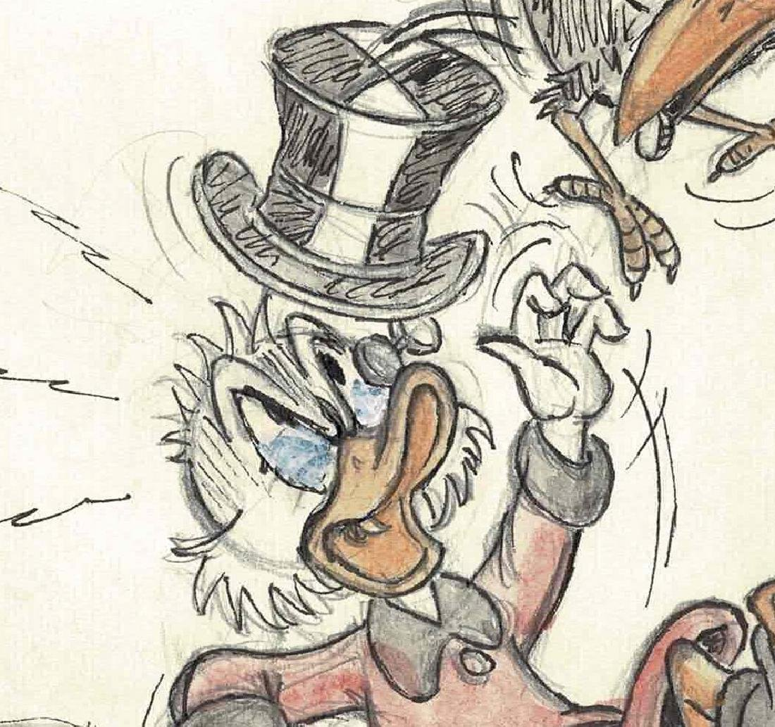 Uncle Scrooge and the Crow #5 Z. Vendetta - 3