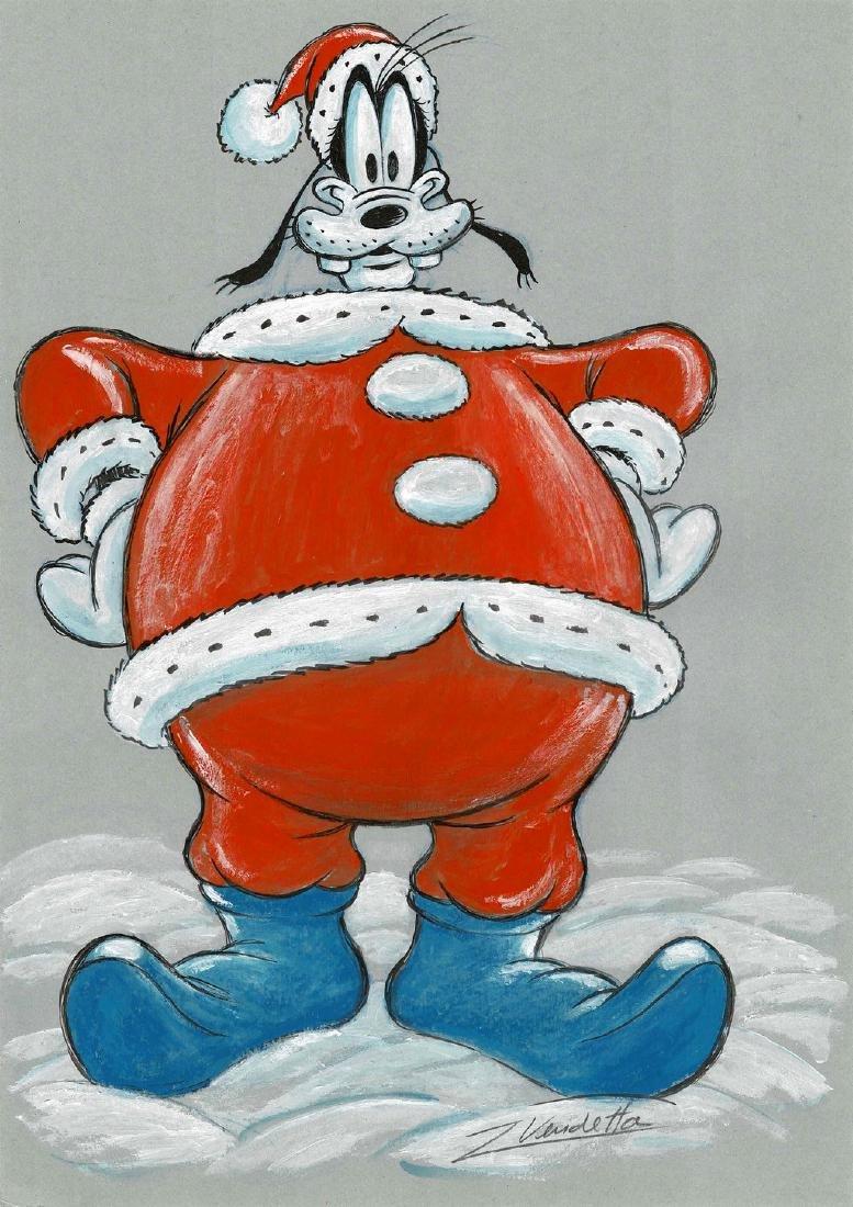 Santa Goofy Z. Vendetta