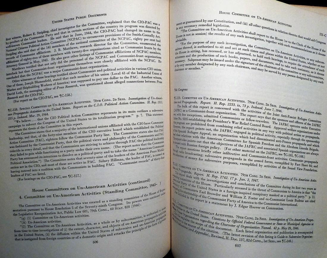 Digest of the Public Record on Communism in theUS - 5